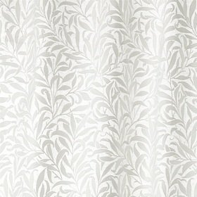 Morris & Co Pure Willow Bough Embroidery Paper White 236065