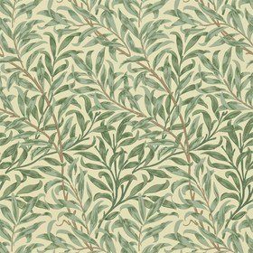 Morris & Co Willow Boughs Green 210490