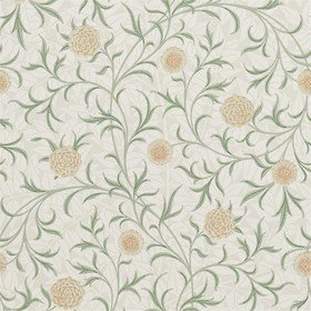 Morris & Co Scroll Thyme-Pear 216473