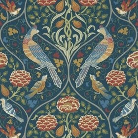 Morris & Co Seasons By May Indigo 216686