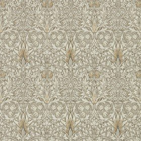 Morris & Co Snakeshead Stone-Cream 216430