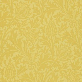Morris & Co Thistle Gold 210484