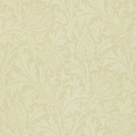 Morris & Co Thistle Ivory WM8608-1