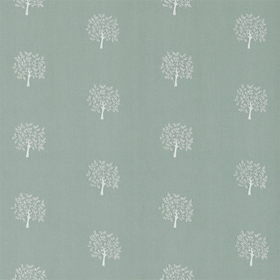 Morris & Co Woodland Tree Celadon-Ivory 234558