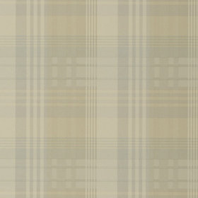 Mulberry Home Mulberry Ancient Tartan Ivory-Dove FG079-J102