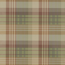 Mulberry Home Mulberry Ancient Tartan Mulberry FG079-Y107