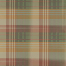 Mulberry Home Mulberry Ancient Tartan Spice FG079-T30