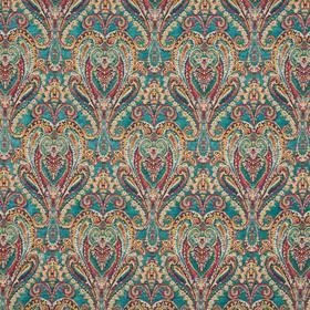 Mulberry Home Bohemian Paisley Teal FD728-R11