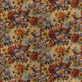 Mulberry Home Botanica Velvet Red-Plum FD317-V54