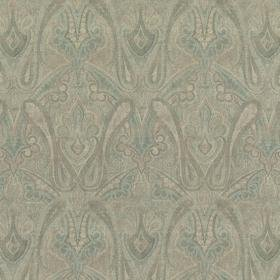 Mulberry Home Canvas Paisley Sage FD307-S108