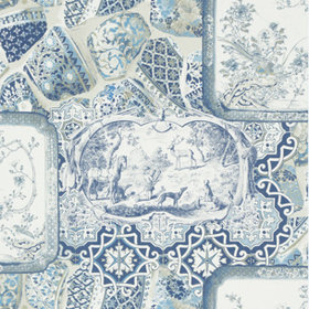 Mulberry Home Mulberry China Indigo FG080-H10