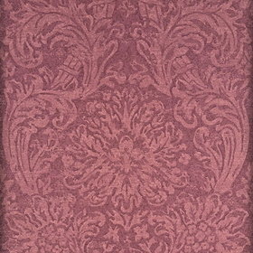 Mulberry Home Faded Damask Red FG072-V106