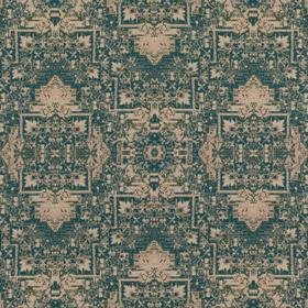 Mulberry Home Faded Tapestry Teal FD782-R122