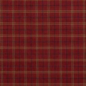 Mulberry Home Haddon Check Red FD744-V106