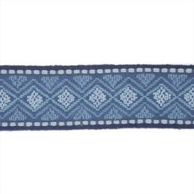 Mulberry Home Kingscote Braid Indigo FC1002-H10