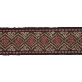 Mulberry Home Kingscote Braid Russet FC1002-V55