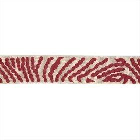 Mulberry Home Montford Braid Red FC1005-V106