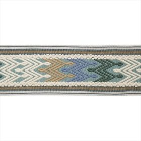 Mulberry Home Munro Braid Teal FC1003-R11