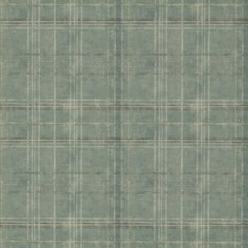 Mulberry Home Shetland Plaid Teal FG086-R11