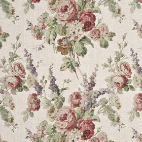 Mulberry Home Vintage Floral Rose-Green FD264-W46