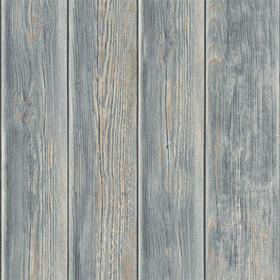Muriva Kaleidoscope Wood Panels Blue J86809