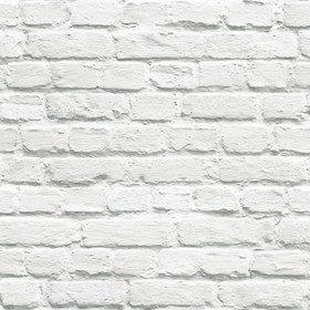 Muriva White Painted Brick 102539