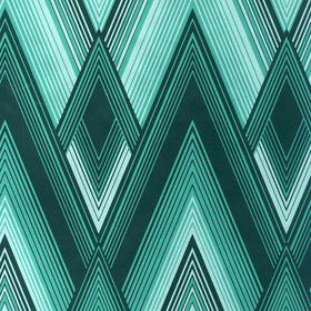 Osborne & Little Astoria Malachite-Teal W6893-02