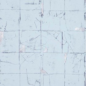 Osborne & Little Faenza Tile Blue W7332-02