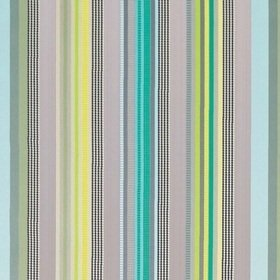 Osborne & Little Valli Stripe Silver-Citrus F7324-05