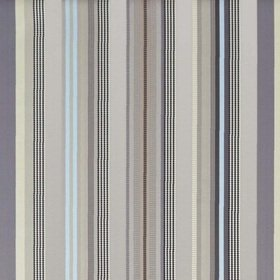 Osborne & Little Valli Stripe Silver-Graphite-Stone F7324-04