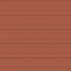 Missoni Home Zig Zag Flock Terracotta 10134