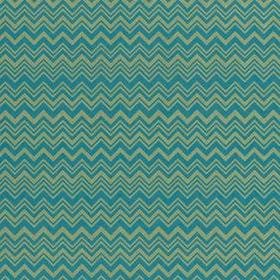 Missoni Home Zig Zag Teal Green 10137