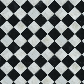 Coordonne Marble Chess Black-White 3000001