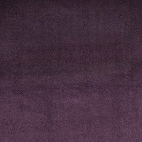 Prestigious Textiles Velour Grape 7150-808