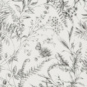 Ralph Lauren Fern Toile Etched Black PRL710-04
