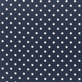 Ralph Lauren Georgette Dot Navy FRL2602-01