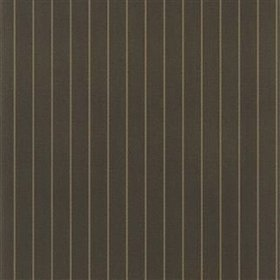 Ralph Lauren Langford Chalk Stripe Chocolate PRL5009-05