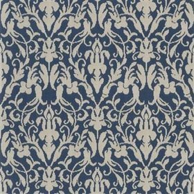 Ralph Lauren Speak Easy Damask Indigo PRL5003-01