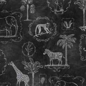 Rebel Walls Animal Party Blackboard R15273