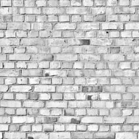 Rebel Walls Brick Wall White R10963