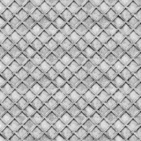 Rebel Walls Concrete Trellis Grey R12782