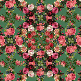 Rebel Walls Floral Frida Garden R15711