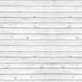 Rebel Walls Horizontal Boards White R12582