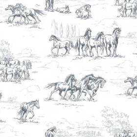 Rebel Walls Horse Herd R15591