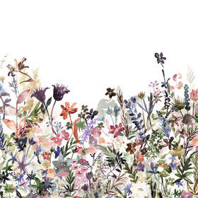 Rebel Walls May Meadow Pastel R14532