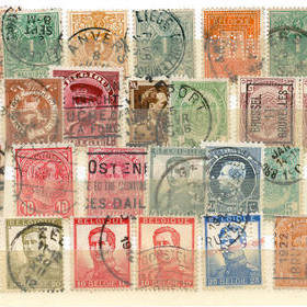 Rebel Walls Philatelist R11081