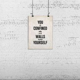 Rebel Walls Poster R12404-8