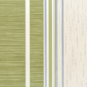 Crown Manhattan Stripe Green M0886