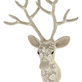 S.J. Dixon Lace Stag With Fabric Finish 008232