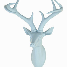 S.J. Dixon Stag Head Blue 008268